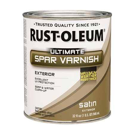 [RUST OLEUM] 스파바니쉬 -SPAR VARNISH (946ml)